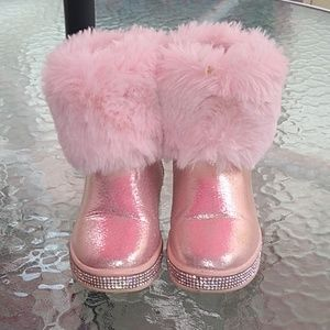 Other - Kids Pink Boots
